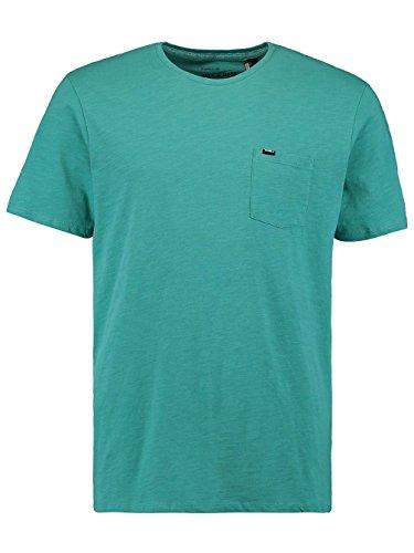 O'Neill Herren Jacks Base T-Shirts green/blue slate