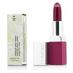 Clinique Pop Matte Lip Colour + Primer -  06 Rose Pop 3. 9g/0. 13oz