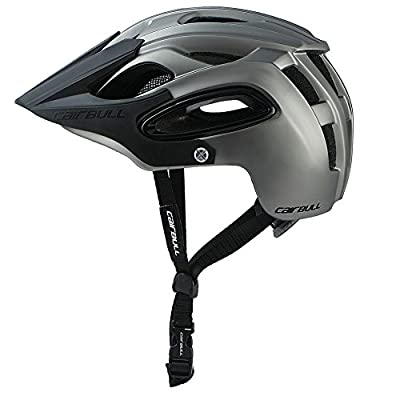BBYY Cycle Helmet EPS One piece Removable Shade Riding helmet Men movement Riding Helmet helmet 58-62cm by BBYY