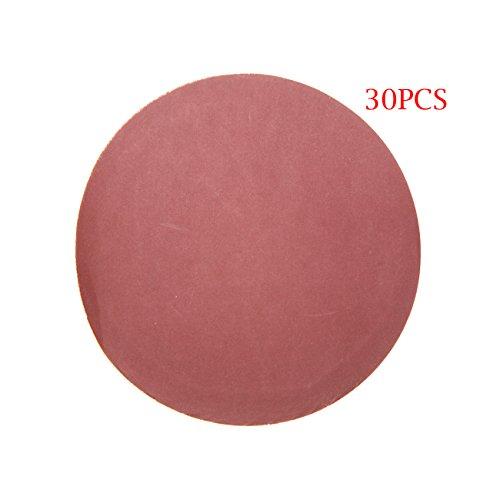 Generisches 5 Zoll 125mm 800 Korn Schleifscheibe Schleifen Polieren Pad Sandpapier Disc