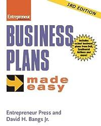 Business Plans Made Easy, 3/e (Entrepreneur Made Easy Series)