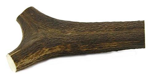 Hundesnack Rothirsch Geweih Kausnack – Mittel Größe (M) Mindestgewicht 75 Gramm (1 Stück) - 3