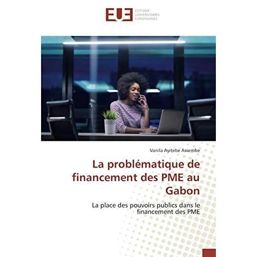 La problématique de financement des PME au Gabon