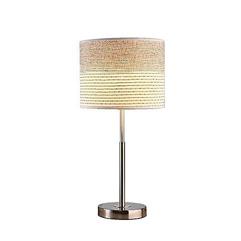 Desk Lamp Iron Craft Cloth Art Table Lamp High Quality