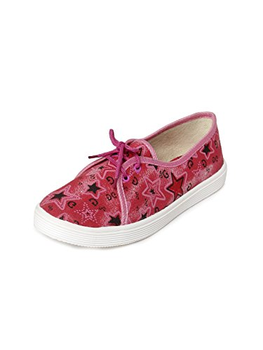 3af933cef35311 Meriggiare Women Pink Canvas Casual Shoes