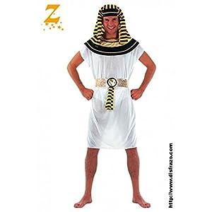 EUROCARNAVALES Disfraz Fyasa 702799de faraón, talla grande