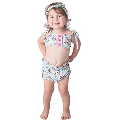 Leewa Kids Bikini Set