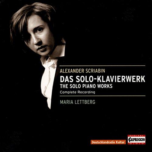 Scriabin: The Solo Piano Works
