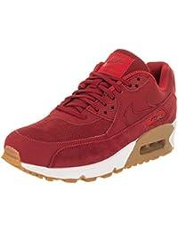 cheap for discount 2002e 99205 NIKE AIR MAX 90 Suede W Sneaker Damen Rot Sneaker Low