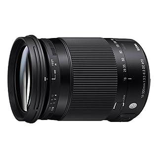 Objetivo para cámara 18-300 mm F3.5-6.3 DC Macro OS HSM (C) para Sony A (B00NJ9K9J6) | Amazon Products