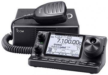 Bedienteil ICOM IC-7100Schnittstelle Touch Screen - Icom-schnittstelle