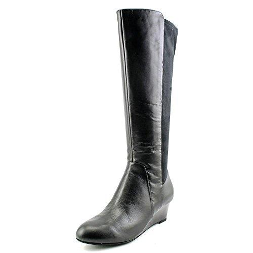 giani-bernini-deanaa-wide-calf-women-us-10-black-knee-high-boot