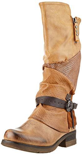 gracosy Klassische Kurzschaft Stiefel, Damen Herren Leder Stiefeletten Warme Gefüttert Schnee Stiefel Flache rutschfeste Winterstiefel Derby Schnüren