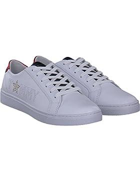 Tommy Hilfiger Damen Tommy Star Metallic Sneaker