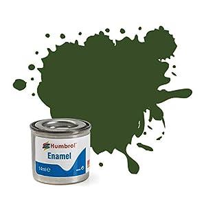 Humbrol - Pintura Esmalte, Color Dunkelgrun (Hornby AA2242)