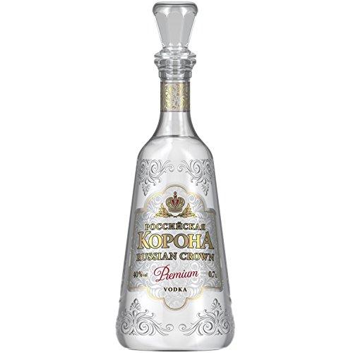 Vodka Rossijskaja Korona Premium 0,7L russischer Wodka russian crown