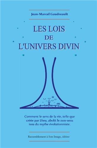 les lois de l'univers divin