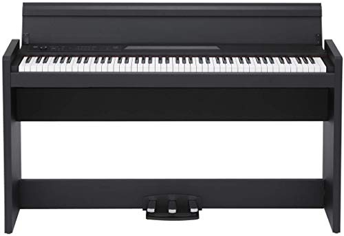 Korg lp380bk–LP-380BK Piano numérique Noir