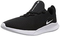 Nike Herren VIALE Fitnessschuhe, Schwarz (Black/White 002), 44 EU