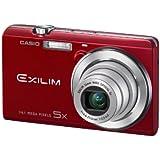 Casio Exilim EX-ZS15 Digitalkamera (14 Megapixel, 5-fach opt. Zoom, 7,6 cm (3 Zoll) Touchscreen, HD-Video) rot