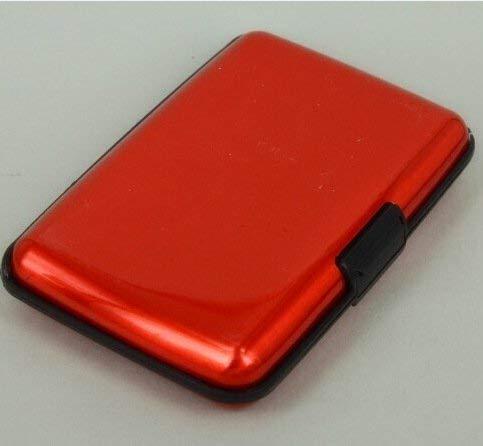 Bobopai Aluma Aluminium Orange Wallet Credit Card Holder RFID Blocking (1pcs) -