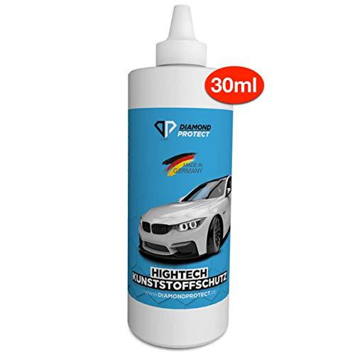 DiamondProtect Kunststoffschutz der dauerhaft pflegt und schützt! | Kunststoffpflege Cockpitpflege Auto Innenraum Reinigung und mehr