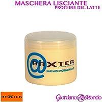 Máscara pelo Hair Straightener alle Proteínas de leche 500 ml Baxter profesional para peluquería ...