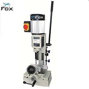 FOX F 14-652 Fraiseuse vertical 370w Mandrin 13 mm