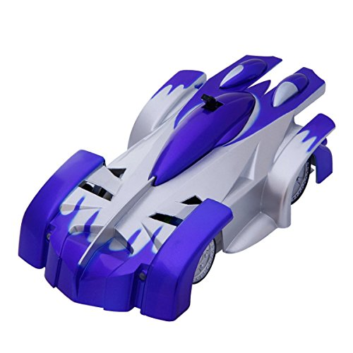 tonor-4ch-remote-control-rc-wall-climbing-climber-rocket-toy-car-racer-blue
