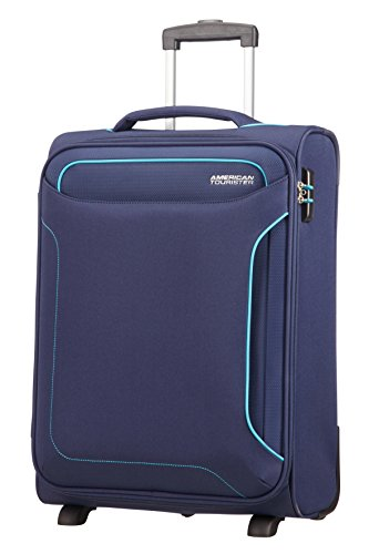 American Tourister Holiday Heat Upright 55/20, 42 L - 2.5 KG Bagage Cabine, 55 cm, liters, Bleu (Navy)