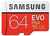 Samsung EVO Plus MB-MC64G 64GB MicroSDXC UHS-I Klasse 10 Speicherkarte