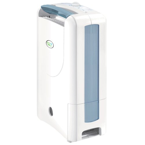 41JUwyJYNEL. SS500  - EcoAir Desiccant Dehumidifier ECO DD122 Simple with Nano Silver Filter - 7L / Day, Damp Remover, 2L Water Tank, Auto Shut Off - Idea Dehumidifier for Bedroom
