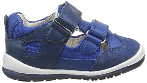 Garvalin Calp Baby Jungen Lauflernschuhe Blau - Bleu (A Jeans Y Azul Sauvage)