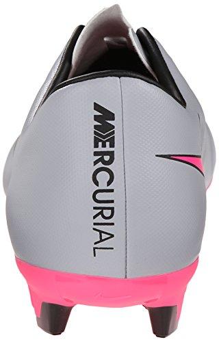 Nike Mercurial Victory V Fg, Scarpe da Corsa Uomo Bianco (Bianco (White/Pink))