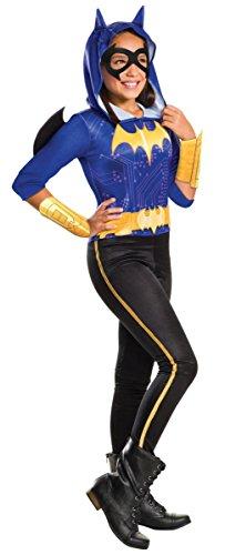 Rubie's Kinder Kostüm DC Super Hero Girls Batgirl -