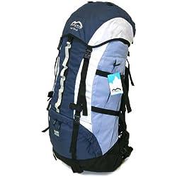 MONTIS TREK 70+10, mochila de senderismo, 80 l, 85 x 36 cm, 2450 g