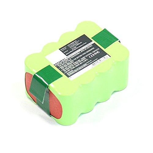 subtel® Batterie Premium (14.4V, 2000mAh, NiMH) Compatible avec Klarstein Cleanfriend Auto Cleaner Intelligent Floor Vac - NS3000D03X3, YX-Ni-MH-022144 Batterie de Rechange, Accu Remplacement Outil
