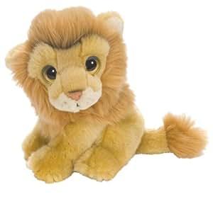 Wild Republic Wild Watchers peluche lion 18cm