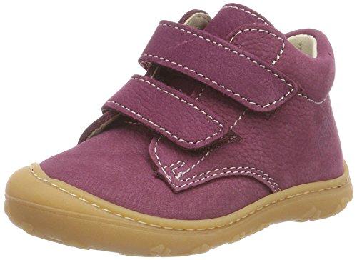 Ricosta Baby Mädchen Chrisy Sneaker, Rot (Fuchsia 360), 22 EU
