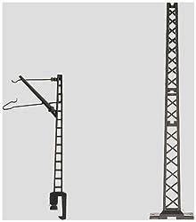 Märklin Z Mini-club 8913 - Oberleitung Brückenmast, 10er-set