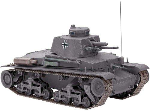 Revell 03237 - Modellbausatz - Panzerkampfwagen, 35 ton, im Maßstab 1:35