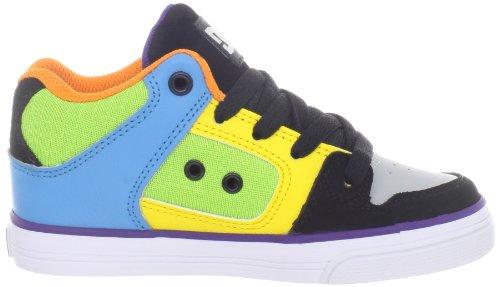 DC RADAR YOUTH SHOE D0302402B, Sneaker ragazzo multicolore (Multi)