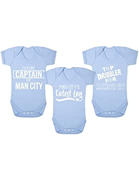 Set di 3Man City Football gilet