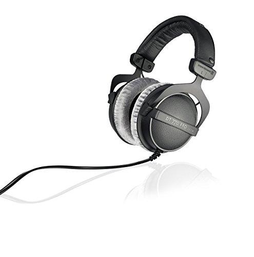 Beyerdynamic DT770 PRO - Auriculares de diadema Cerrados, negro
