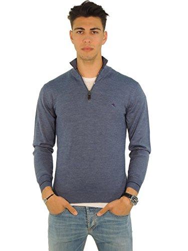 etro-herren-klassisch-sweatshirt-blau-blau-one-size-gr-s-blau