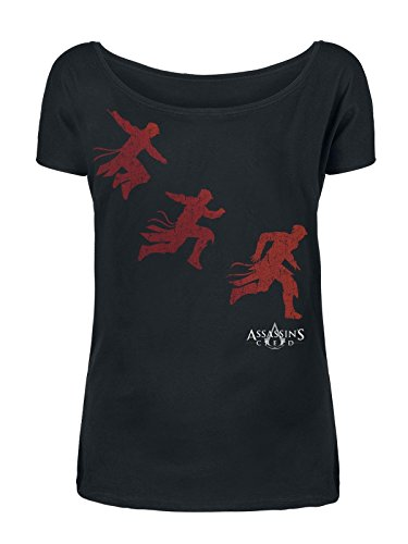 Assassin's Creed -  T-shirt - Donna Black XX-Large