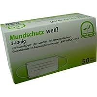500 Stück (10 x 50) Mundschutz 3-lagig mit Nasenbügel glasfaserfrei mit Ohrenschlaufen von Medi-Inn PZN:07637427... preisvergleich bei billige-tabletten.eu