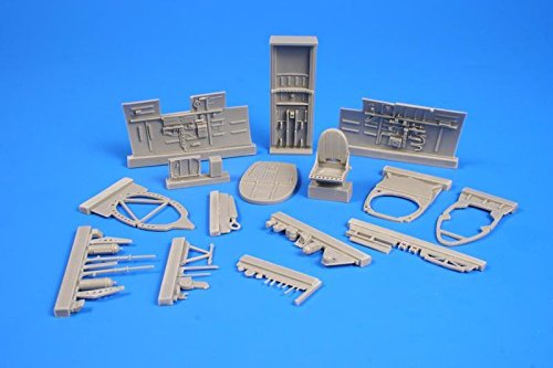 CMK 5106: Spitfire Mk.IIA - Interior set in 1:32