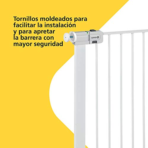 Imagen para Safety 1st Easy Close Barrera de seguridad metálica, blanco