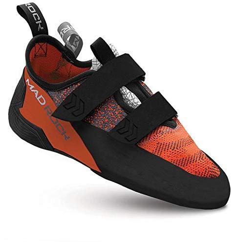 Mad Rock Weaver - Chaussures d escalade - Orange Noir Pointures US 11 ecf660d312c